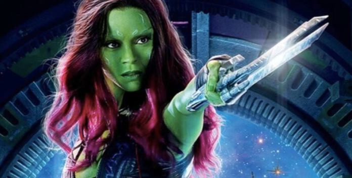 Image result for Zoe Saldana – Guardians of the Galaxy