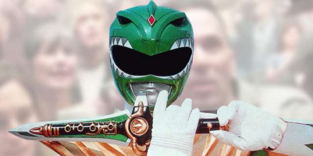 Jason David Frank Shares Power Rangers Cameo Image