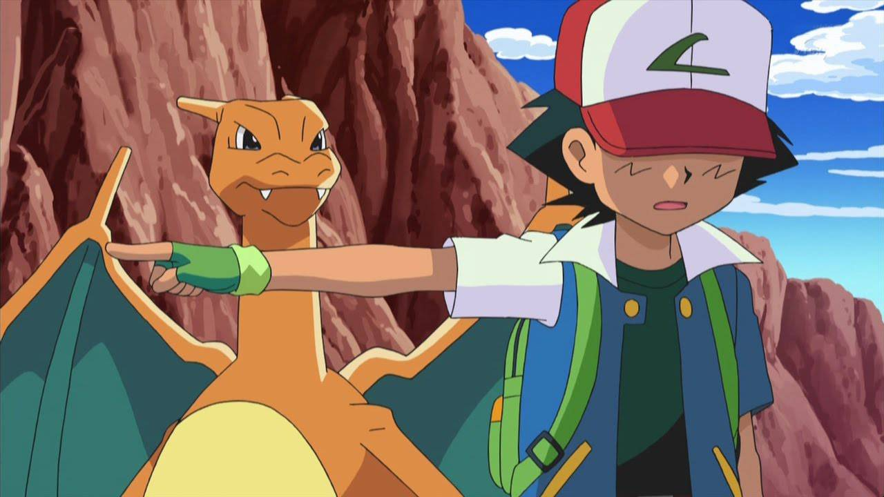 Image result for sad ash ketchum