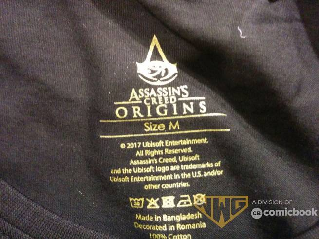 Assassin's Creed Origins: leak del trailer dell' E3
