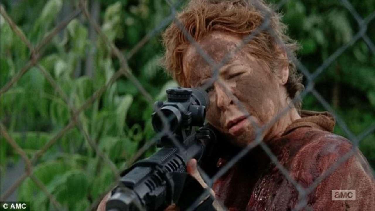 Image result for Terminus walking dead Carol