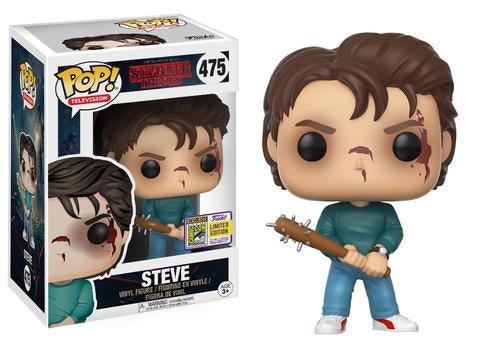 Image result for san diego comic con 2017 stranger things pop vinyls