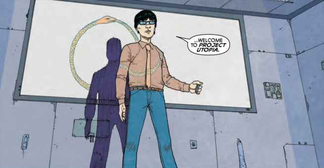 Generation Gone #1 review: Patience is a virtue
