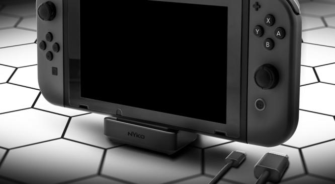 Nintendo Respond to Third Party Docks