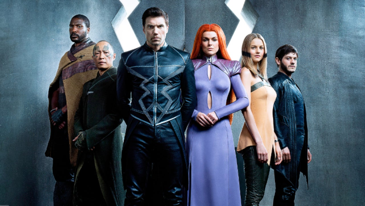 Image result for marvels inhumans