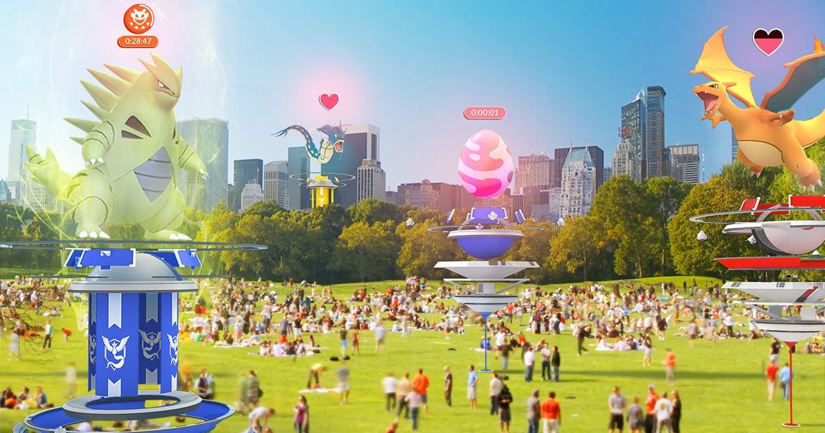 Image result for pokemon go fest