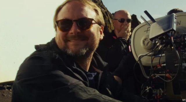 Star Wars: Rian Johnson Says He Has Creative Control Over The Last Jedi