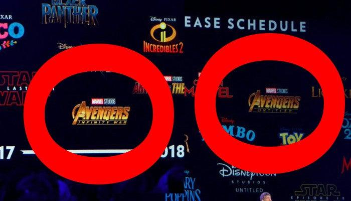 D23 Expo: Presentato il primo trailer di Avengers: Infinity War!