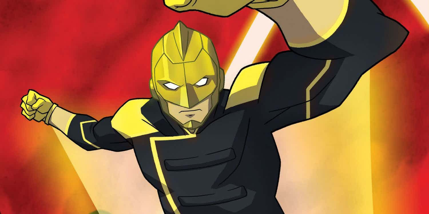 Flash 2017 Animated Series