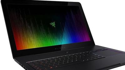 A look at a laptop