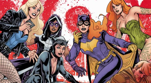 Huntress & Black Canary gevonden voor Birds of Prey