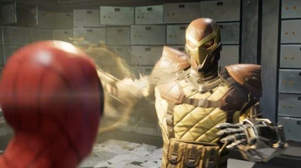 spider-man shocker