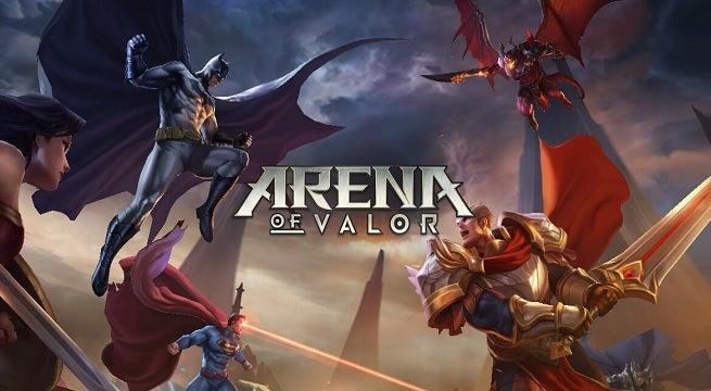 Arena Of Valor Nintendo Switch Beta Coming Soon