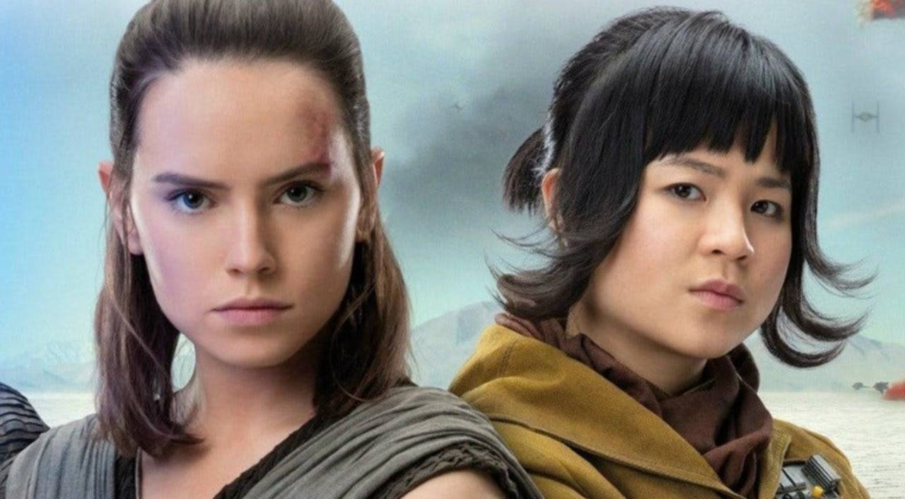 Image result for Daisy Ridley and Tran