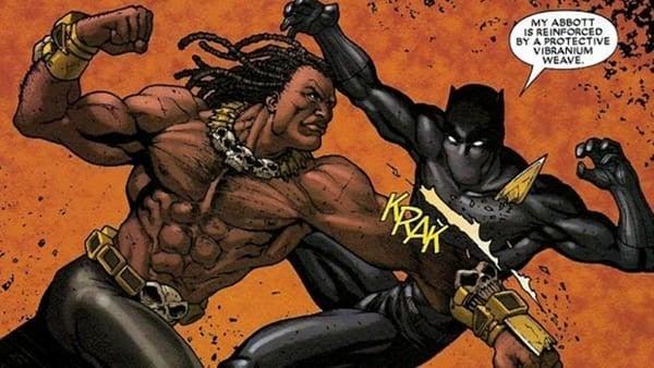 killmonger marvel comics