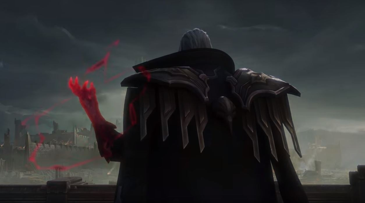 Riot Has No Plans To Change League Of Legends New Swain