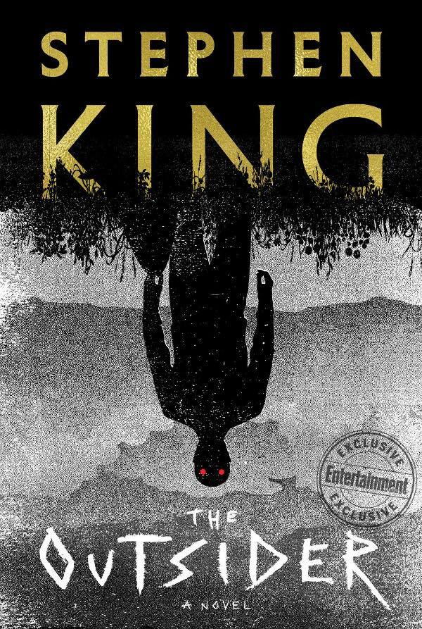 Image result for stephen king the outsider cover photos