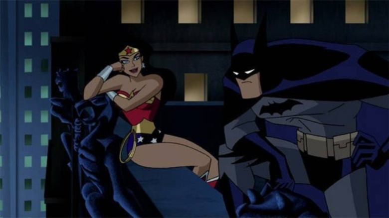 Image result for wonder woman and batman
