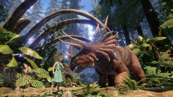 ARK Park Confirms March Release Date, Deluxe Edition Available
