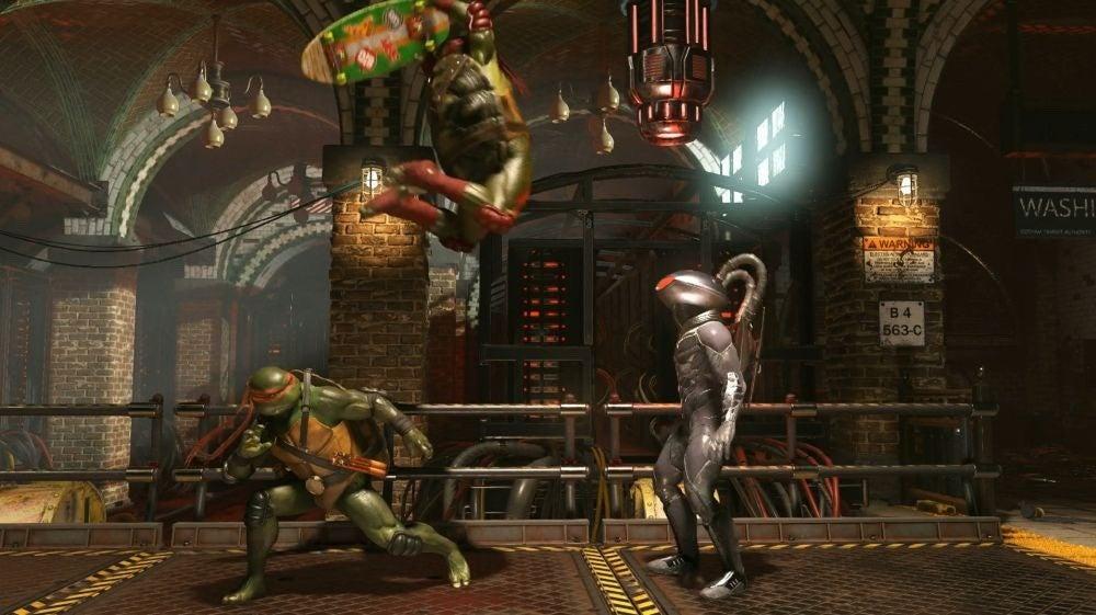 Image result for ninja turtles injustice 2