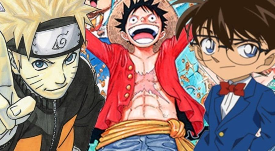 Here s The 11 Top Selling Manga Series Of All Time