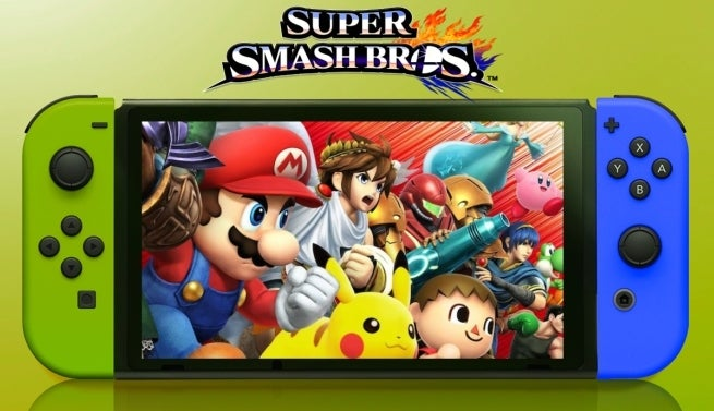 Super Smash Brothers Reportedly Making Its Way to the Switch This Year