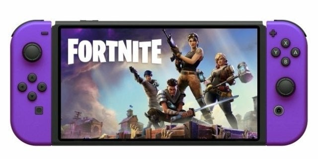 Fortnite Is A Perfect Fit For The Nintendo Switch And Heres Why