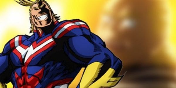 'My Hero Academia' Movie Teaser Reveals Young All Might