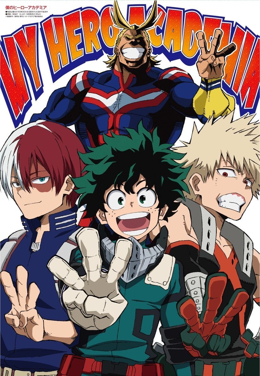 Image result for Boku no Hero Academia Season 3