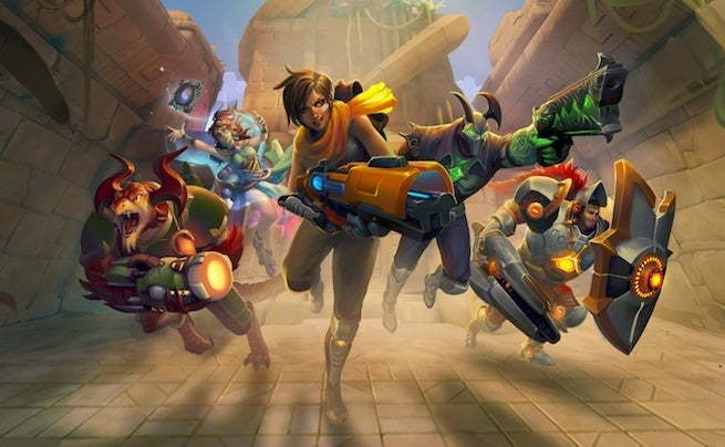 It Appears Paladins Is Coming To The Nintendo Switch