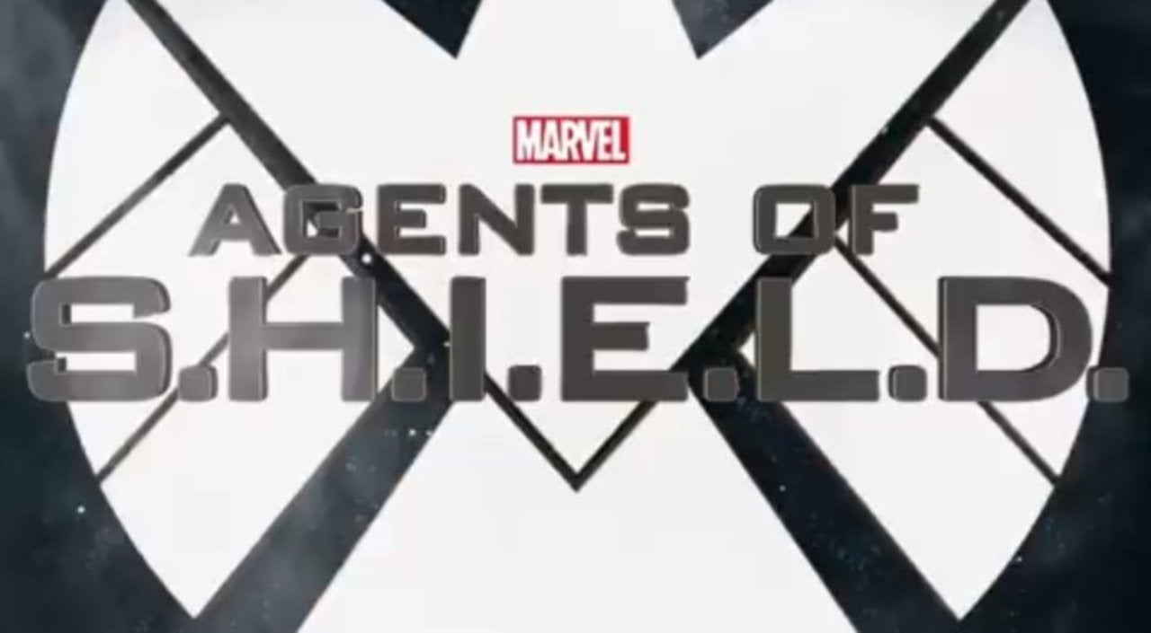 Marvel's Agents of Shield - Season 6 logo