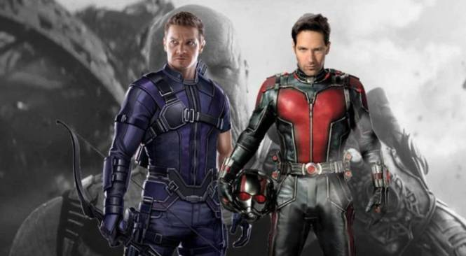 Avengers There Is Another Less Plausible Theory Though Scott Lang Aka Ant Man Can Use The Pym Particles To Even Punch Through Quantum Realm