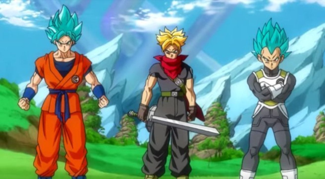 Super Dragon Ball Heroes - Episode 1