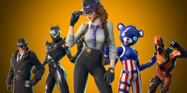 Fortnite Cosmetic Items Leaked Outfits Gliders And Tons