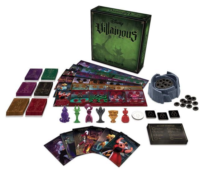 Image result for disney villainous
