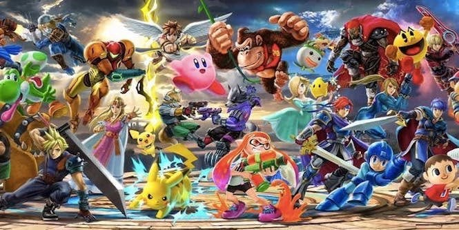Image result for Nintendo Super Smash Bros Ultimate