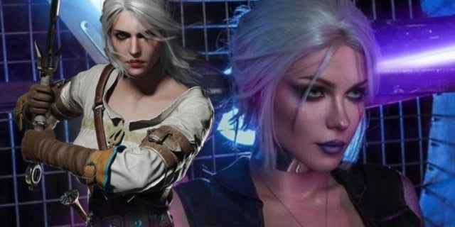 The Witcher 3s Ciri Joins Cyberpunk 2077 With This