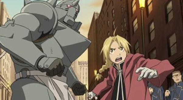 anime like Kimetsu no yaiba - Fullmetal Alchemist Brotherhood