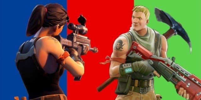 Fortnite Cross Play Could Introduce True Xbox VS PlayStation Game Modes
