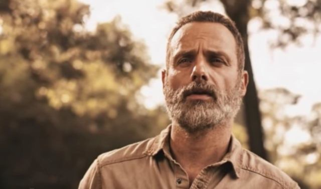 the walking dead' star andrew lincoln talks rick grimes' new