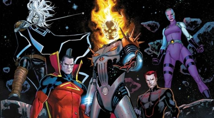 Marvel Announces The Dark Guardians Of The Galaxy