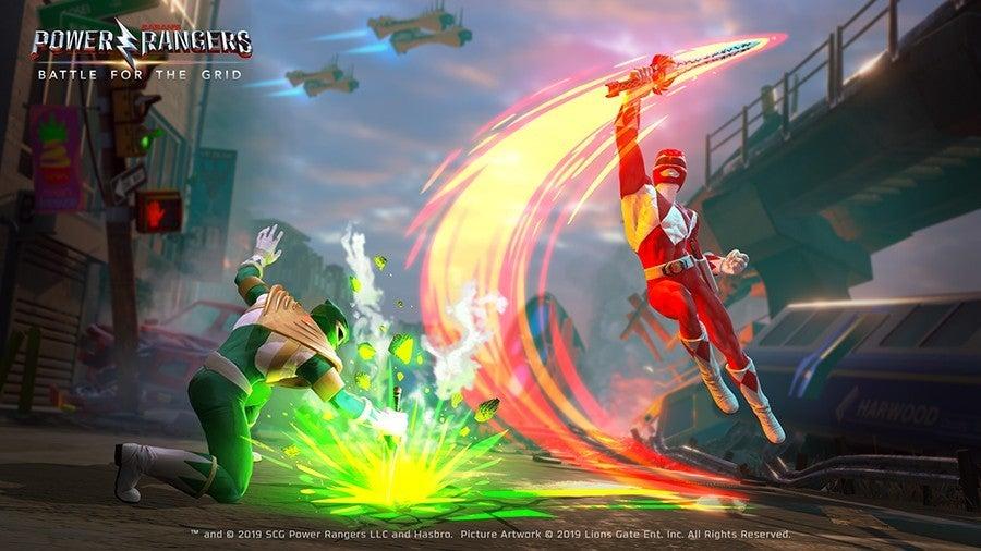 Power Rangers Battle For The Grid Cross Platform
