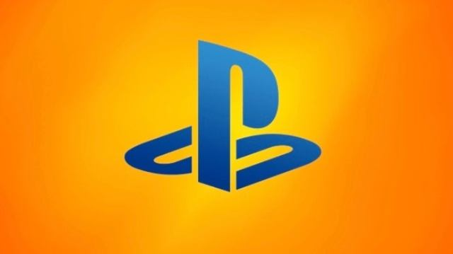 playstation logo orange