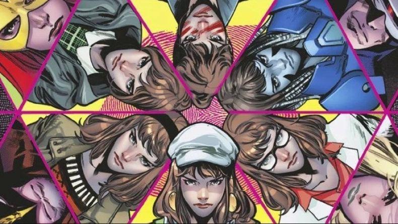 House of X 2 Moira MacTagger Mutant Powers Reinicializar Marvel Universe