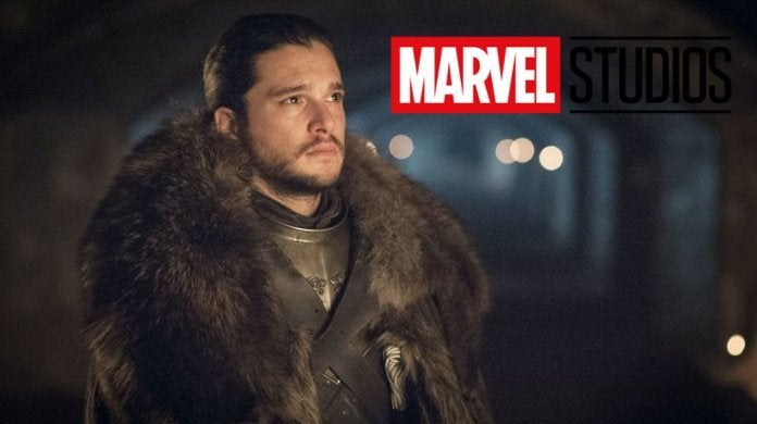 Kit Harrington Joining Marvel Cinematic Universe