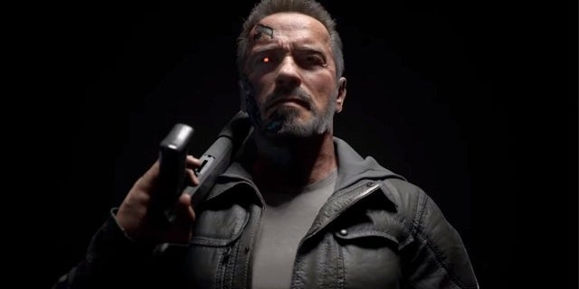 Mortal Kombat 11's Terminator Isn't Voiced by Arnold