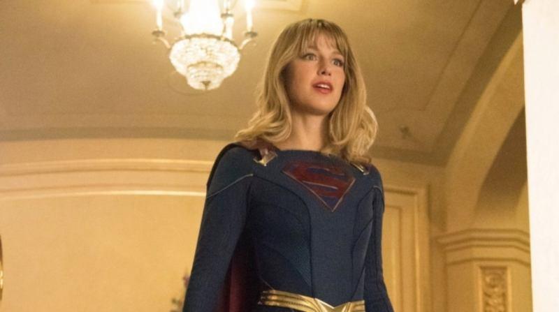 Resultado de imagem para supergirl 5x01