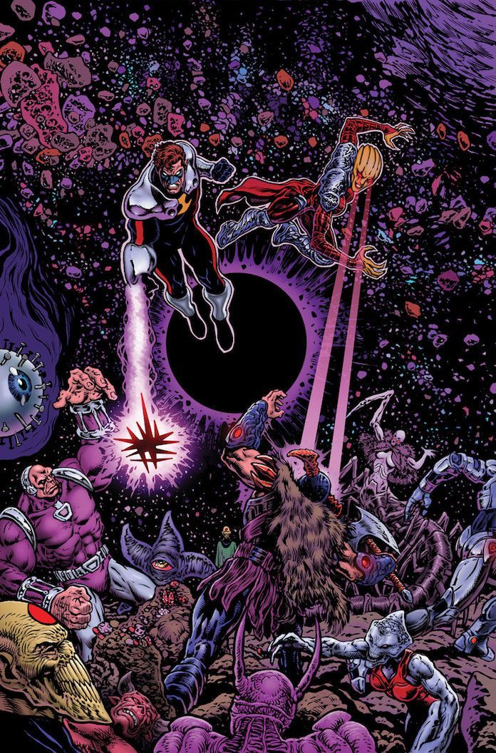 Grant Morrison's Next Story in The Green Lantern Rewrites Reality