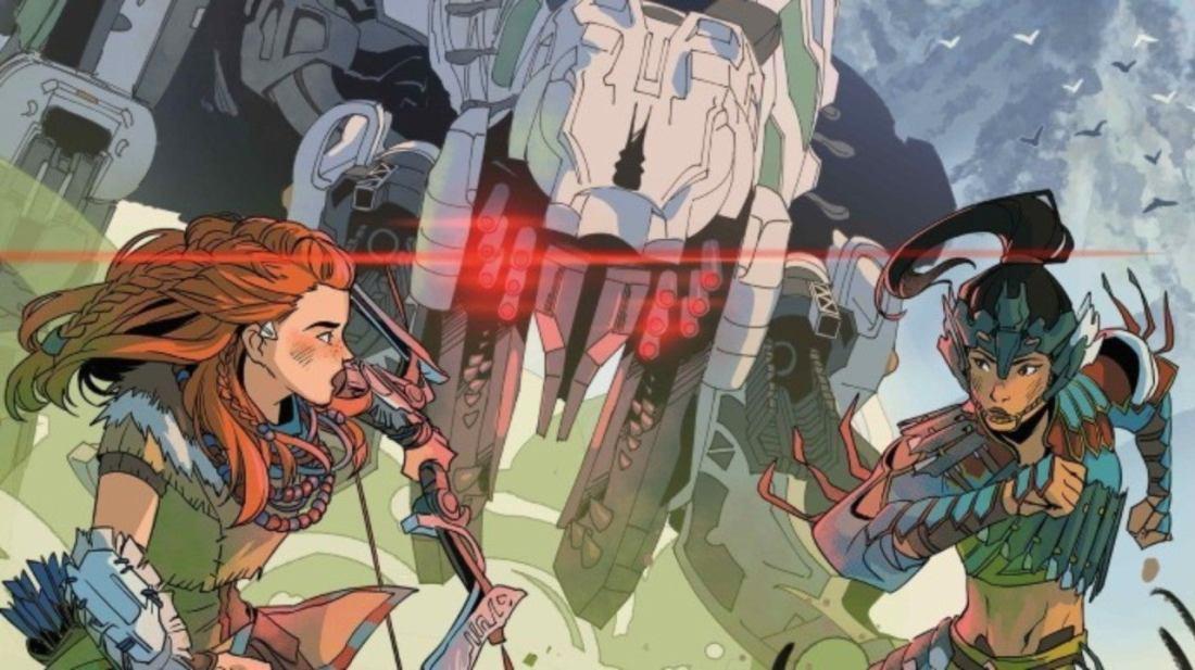 New Horizon Zero Dawn Comic Series Announced