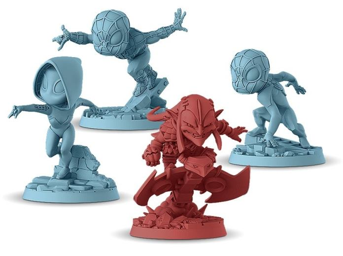 Marvel-United-Spider-Verse-Game-Pieces